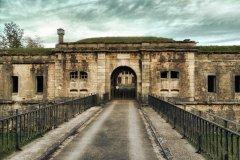 Entrée du fort. (© Florian Garnier)