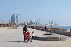 Port de Durrës. (© Céline CHAUDEAU)