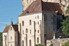 Eglise de Rocamadour (© DENIS VANDEWALLE)