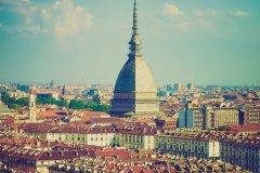 Vue sur Turin et la Mole Antonelliana. (© Claudiodivizia - iStockphoto)