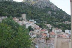 Le village de Lumio (© Xavier Bonnin)