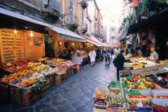 Le marché de Catane. (© Author's Image)
