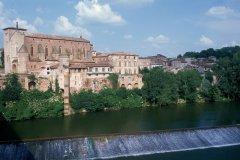 Vue du Tarn et de la ville de Gaillac (© PHOVOIR)