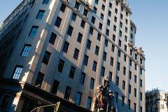 Immeuble Telefonica, Gran Vía. (© Philippe GUERSAN - Author's Image)