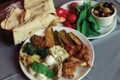 Plats traditionnels libanais appelés
