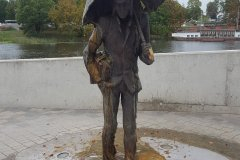La statue de l'Etudiant. (© Maryna LOGVYNENKO)