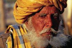 Portrait d'un habitant de Jaïpur. (© Alamer - Iconotec)