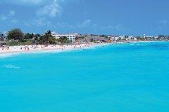 Playa del Carmen, station balnéaire de la mer des Caraïbes. (© Author's Image)