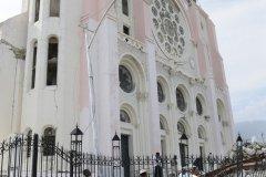 Cathédrale Notre-Dame de l'Assomption, détruite lors du séisme de 2010. (© arindambanerjee - Shutterstock.com)