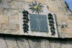 Cadran solaire à Castres (© PHOVOIR)