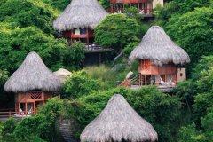 Ecohabs, Cañaveral Beach, Tayrona Park (© Colombie, vous ne voudrez plus en repartir)