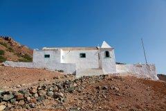 Église du village de Povoaçao Velha. (© Julien HARDY - Author's Image)
