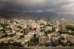 La ville de Téhéran. (© Luis Davilla)