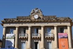 Ancien hôtel de ville sur la place de la Constitución. (© Elodie SCHUCK)