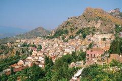 La ville de Taormina. (© Author's Image)