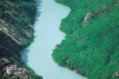 Les gorges du Verdon (© HUGO CANABI - ICONOTEC)