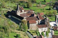 L'abbaye de Baume-les-Messieurs (© Mattei - Fotolia)