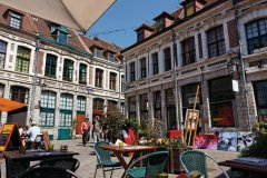 Place aux Oignons - Lille (© Alexis LESAFFRE - Fotolia)