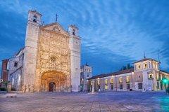 Eglide de San Pablo, Valladolid. (© bbsferrari)