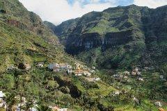 La Valle Gran Rey sur l'Île de La Gomera. (© Marisa Estivill - Shutterstock.com)