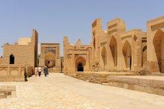 Nécropole de Tchor Bakhr. (© Patrice ALCARAS)