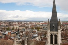 Vue de Dijon. (© AnkNet)