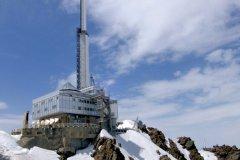 Observatoire du Pic du Midi. (© ERIC ISSELEE - FOTOLIA)