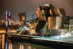 Musée Guggenheim. (© iFelino - iStockPhoto.com)