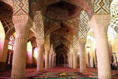 Mosquée Nasir-ol-Molk, Chiraz. (© Alexander Gatsenko - iStockphoto)