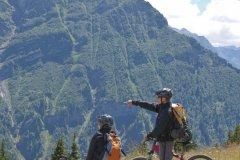 VTT près de Chamonix (© Terosivula - Fotolia)