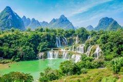 Les chutes de Detian. (© 4045 - Shutterstock.com)