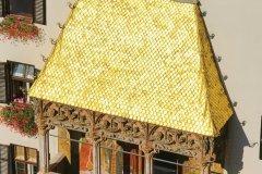 Le Golden Roof d'Innsbruck. (© LianeM - iStockphoto)