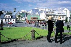 Dans la capitale islandaise. (© Hugo Canabi - Iconotec)