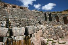 Site inca de Tambomachay. (© Stéphan SZEREMETA)