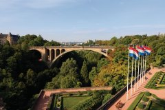 Pont Adolphe. (© Philippe GUERSAN - Author's Image)