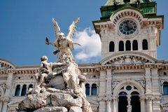 Fontaine de la Piazza dell'Unita. (© mauro_grigollo - iStockphoto.com)