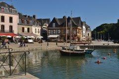 Le port d'Auray. (© Marixu_alb - iStockphoto)