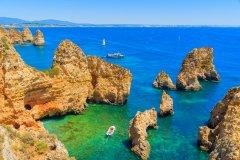 Ponta da Piedade, Algarve. (© Pawel Kazmierczak - Shutterstock.com)