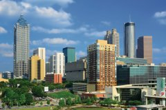 Centre-ville d'Atlanta. (© SeanPavonePhoto - Fotolia)