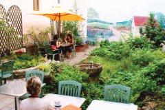 Le jardin intérieur: