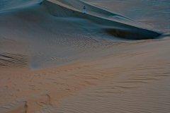 Lever de soleil sur les dunes de la grande mer de sable. (© Sylvain GRANDADAM)
