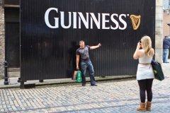 La brasserie Guinness, passage obligé des amateurs de bière! (© Lawrence BANAHAN - Author's Image)