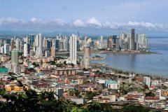 PANAMA : Ciudad de Panama. - Danielho - iStockphoto