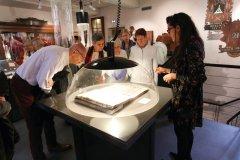 Visite Musée de la Coutellerie. (© Service Communication Ville de Thiers)