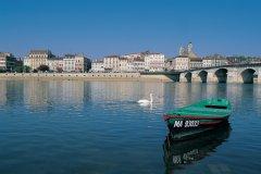 La Saône à Mâcon (© ARTHUR LEROY - ICONOTEC.COM)