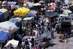 Marché d'Otavalo. (© Author's Image)