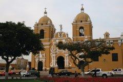 Cathédrale de Trujillo. (© Stéphan SZEREMETA)