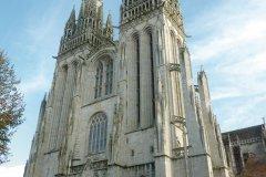 La cathédrale de Quimper. (© Fortuné PELLICANO)