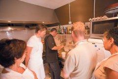 Cours de cuisine avec Aymeric Pataud, le chef de