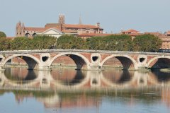Le Pont-Neuf sur la Garonne (© Yvann K - Fotolia)